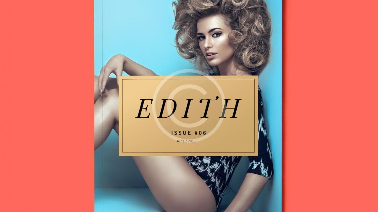 Edith Issue #06 Illustration